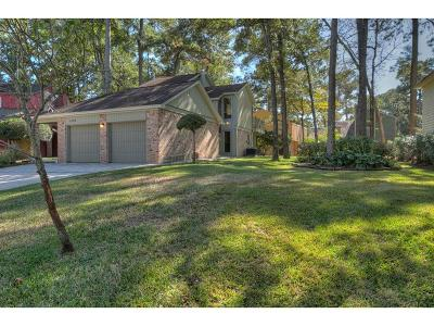 Single Family Home For Sale: 11215 Burning Tree Drive