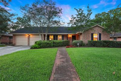 Houston Single Family Home For Sale: 1519 Droxford Drive