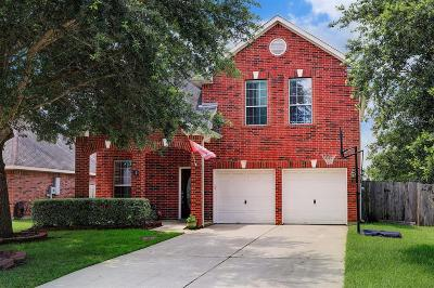 League City Single Family Home For Sale: 6192 Galloway Lane