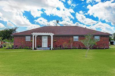 Rosharon Single Family Home For Sale: 12840 Pursley