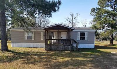 Willis Single Family Home For Sale: 11668 Oak Moss Lane
