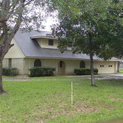 Bay City TX Single Family Home For Sale: $195,000
