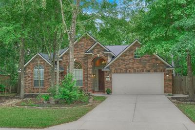 The Woodlands Single Family Home For Sale: 23 S Old Cedar Circle