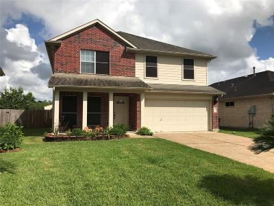 Dickinson Single Family Home For Sale: 4027 Bentwood Circle