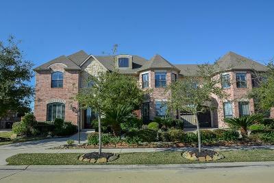 Katy Single Family Home For Sale: 5722 Hazel Alder Way