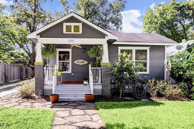 Houston Single Family Home For Sale: 1018 E 25th Street Street