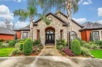 Houston Single Family Home For Sale: 502 Crenshaw Road