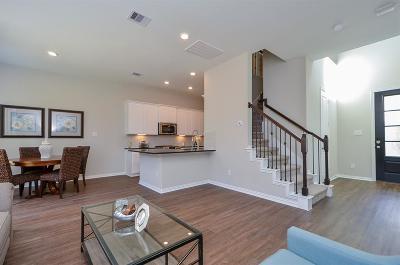 Houston Condo/Townhouse For Sale: 219 Club Crest