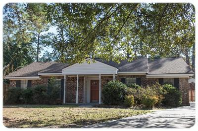Conroe Single Family Home For Sale: 567 South Carolina Park