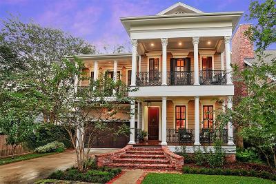 Houston Single Family Home For Sale: 2031 Arlington