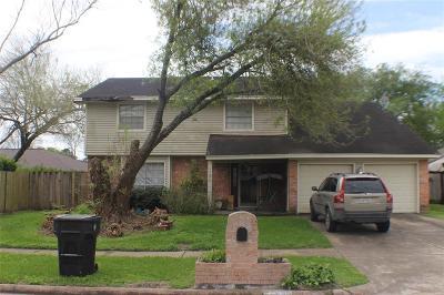 Missouri City Single Family Home For Sale: 17026 Quail Park Drive