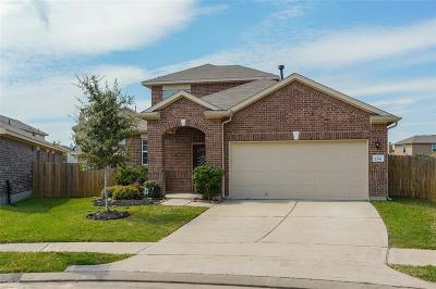 Katy TX Single Family Home For Sale: $234,500