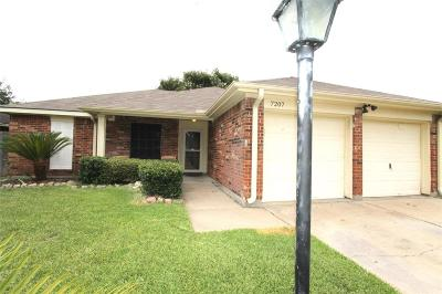 Cypress Single Family Home For Sale: 7207 Pheasant Grove Drive