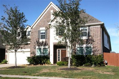 Friendswood Single Family Home For Sale: 1118 Hickory Terrace
