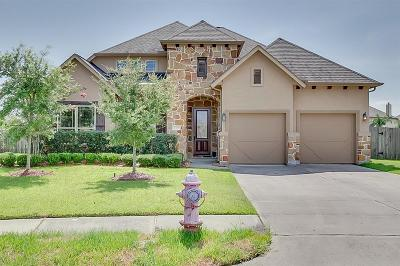 League City Single Family Home For Sale: 1325 Bastrop Glen Lane