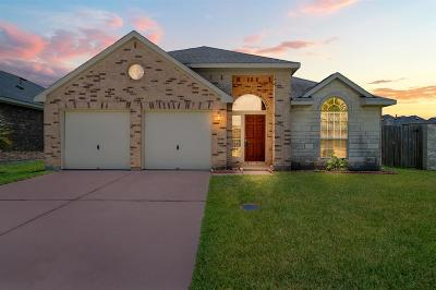 Bacliff Single Family Home For Sale: 5047 Bay Lane