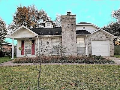 Conroe TX Single Family Home For Sale: $125,000