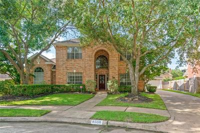 Sugar Land Single Family Home For Sale: 6506 Brobeck Court