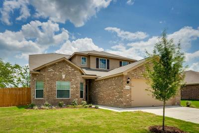 Katy Single Family Home For Sale: 1012 Hollow Thunder Drive