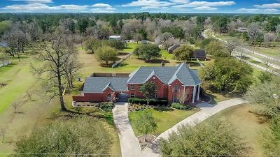 Magnolia Single Family Home For Sale: 14503 Wildwood Circle