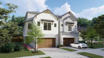 Houston Single Family Home For Sale: 2305 Sul Ross Street