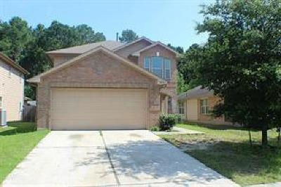 Houston Single Family Home For Sale: 1035 Sawgrass Ridge Lane