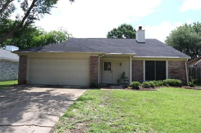 Houston Single Family Home For Sale: 5322 Windsong Trail