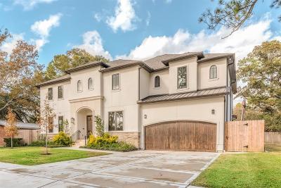 Houston Single Family Home For Sale: 5130 Grape Street