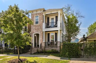 Houston Single Family Home For Sale: 410 W 27th Street