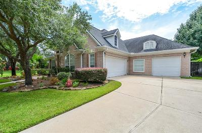 Houston Single Family Home For Sale: 5402 Sterling Brook