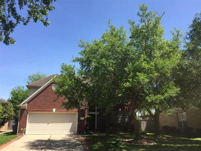 Sugar Land Single Family Home For Sale: 7630 Broken Oak Lane,