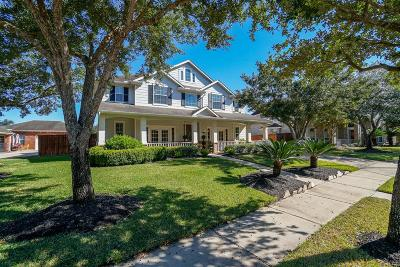 Katy Single Family Home For Sale: 1607 Baldridge Lane