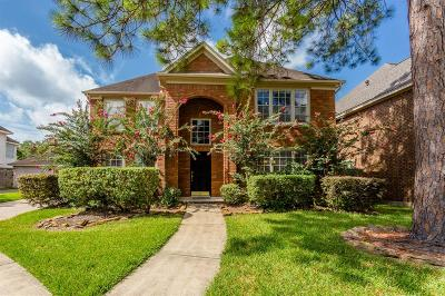 Missouri City Single Family Home For Sale: 3507 Swinton Court
