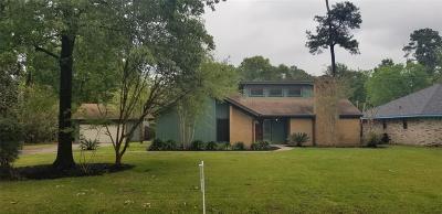 Houston Single Family Home For Sale: 615 Saint Andrews Road