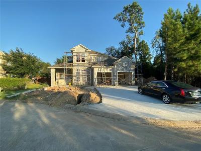 Spring Single Family Home For Sale: 25322 Oak Villa Drive
