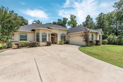 Montgomery Single Family Home For Sale: 287 Skipper Jack
