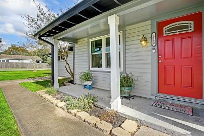 Timbergrove Manor Single Family Home For Sale: 1138 Nashua Street
