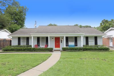 Houston Single Family Home For Sale: 6242 Locke Lane
