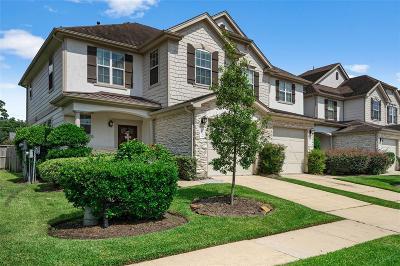Tomball Single Family Home For Sale: 16126 Limestone Lake Drive