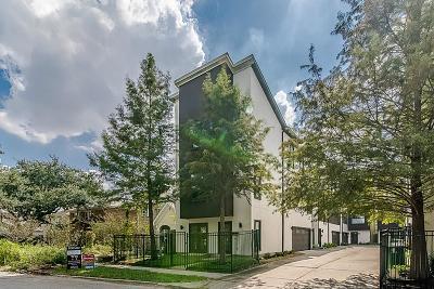 Houston Single Family Home For Sale: 1821 W Main Street #F