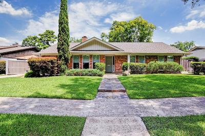 Houston Single Family Home For Sale: 5718 Jackwood Street
