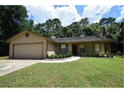 Magnolia Single Family Home For Sale: 158 Ridgewood Drive