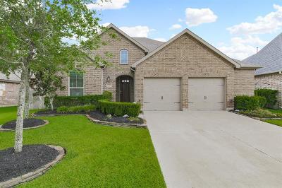 Manvel Single Family Home For Sale: 3126 Manzanita Lane