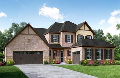 Katy Single Family Home For Sale: 1815 Carriage Oaks Lane