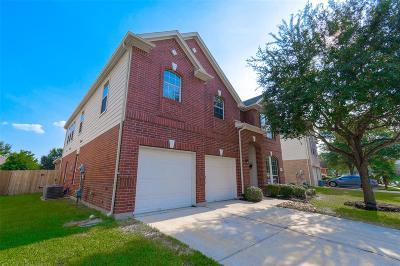 Houston Single Family Home For Sale: 3050 Providence Oak Street