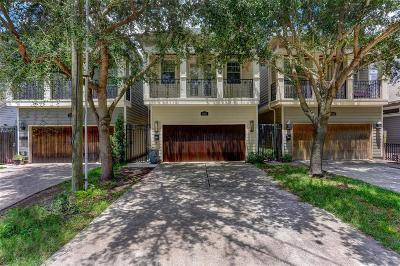 Harris County Single Family Home For Sale: 1321 Lawrence Street