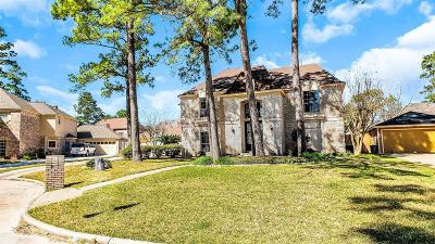 Single Family Home For Sale: 12406 Knobcrest Drive