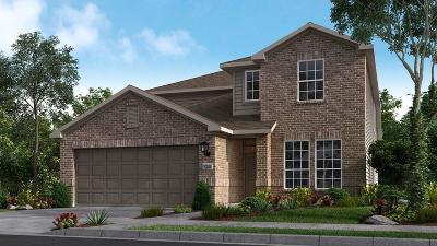 Richmond TX Single Family Home For Sale: $299,432