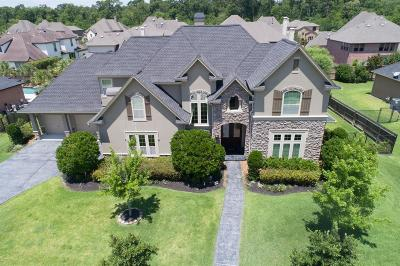 Kingwood Single Family Home For Sale: 6106 Majestic Hill Drive