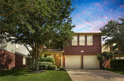 Richmond Single Family Home For Sale: 20114 Buckeye Pass